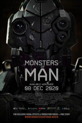 Poster zu Monsters of Man