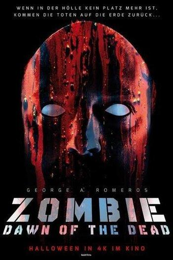 Poster zu Zombie - Dawn of the Dead