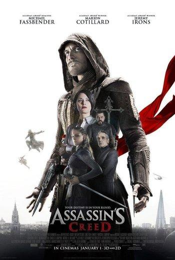 Poster zu Assassin's Creed