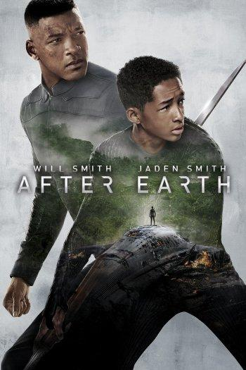 Poster zu After Earth