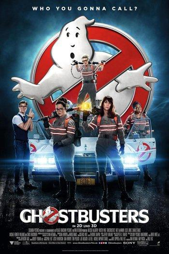 Poster zu Ghostbusters