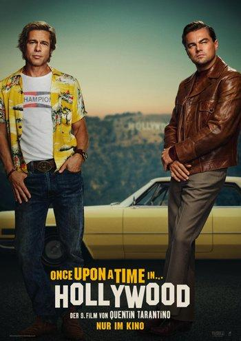 Poster zu Once Upon a Time in Hollywood