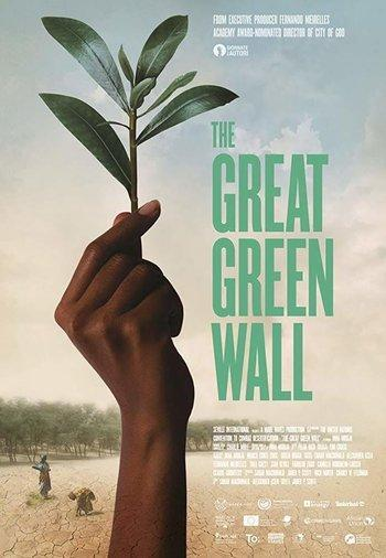 Poster zu The Great Green Wall