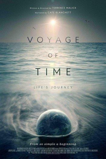 Poster zu Voyage of Time