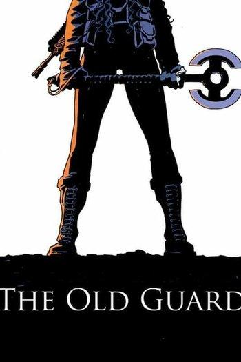 Poster zu The Old Guard