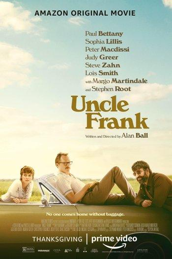 Poster zu Uncle Frank