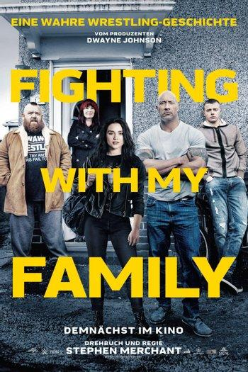 Poster zu Fighting with My Family