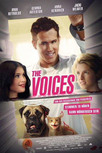 Poster zu The Voices