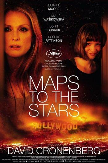 Poster zu Maps to the Stars