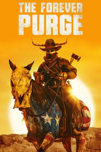 Poster zu The Forever Purge