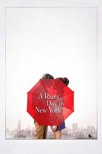 Poster zu A Rainy Day in New York