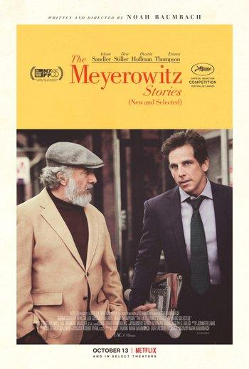 Poster zu The Meyerowitz Stories (New and Selected)