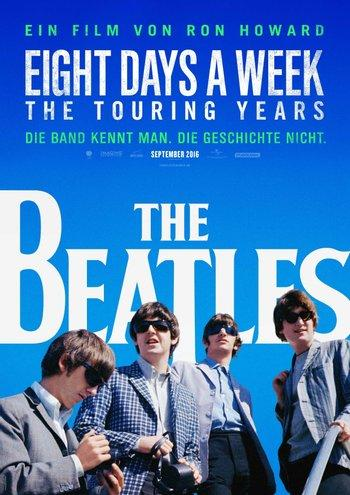 Poster zu The Beatles: Eight Days a Week - The Touring Years