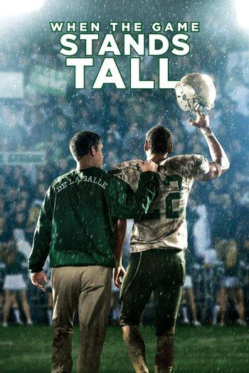 Poster zu When the Game Stands Tall
