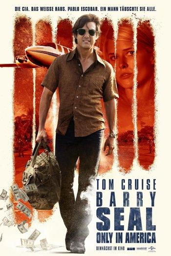 Poster zu Barry Seal: Only in America