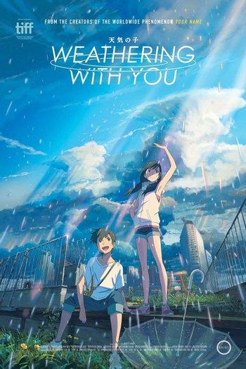 Poster zu Weathering With You
