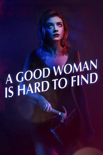 Poster zu A Good Woman Is Hard to Find