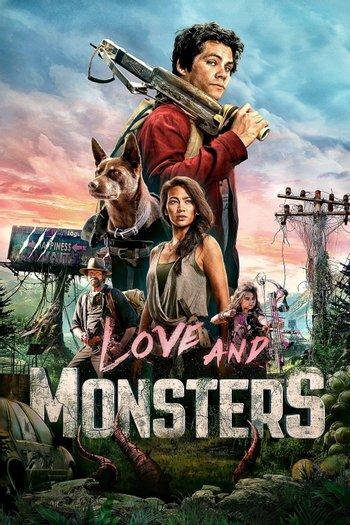 Poster zu Love and Monsters