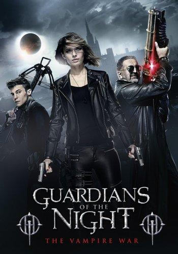 Poster zu Guardians of the Night