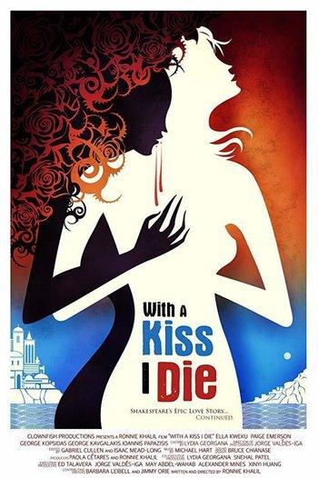 Poster zu With A Kiss I Die