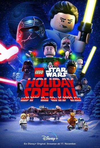 Poster zu LEGO Star Wars Holiday Special