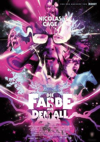 Poster zu Die Farbe aus dem All - Color Out of Space
