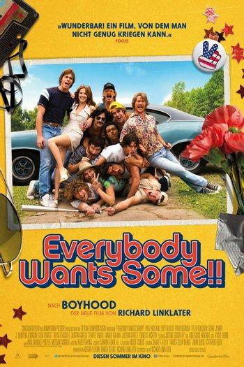 Poster zu Everybody Wants Some!!