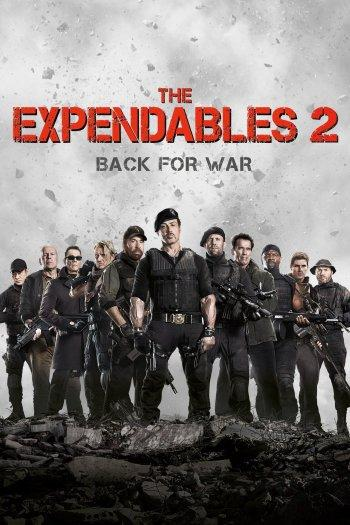 Poster zu The Expendables 2