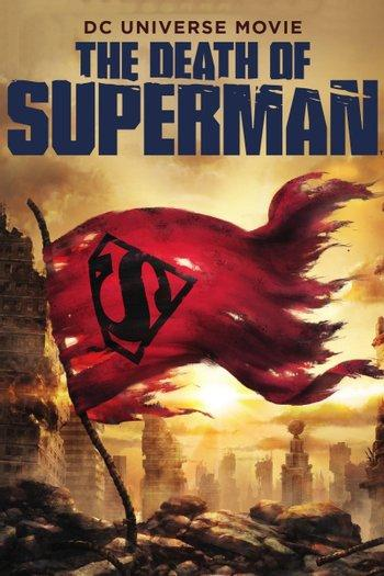 Poster zu The Death of Superman
