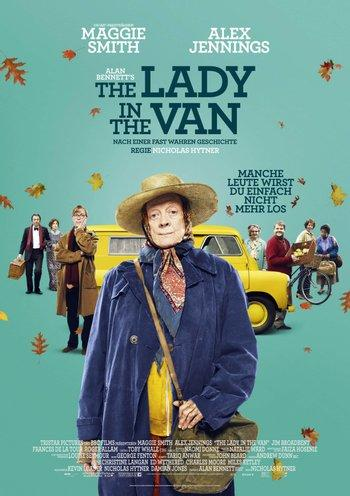 Poster zu The Lady in the Van