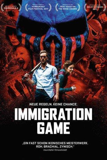 Poster zu Immigration Game
