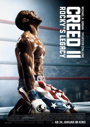 Poster zu Creed II: Rocky's Legacy
