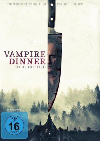 Poster zu Vampire Dinner - You are what you eat