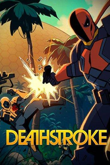 Poster zu Deathstroke: Knights And Dragons