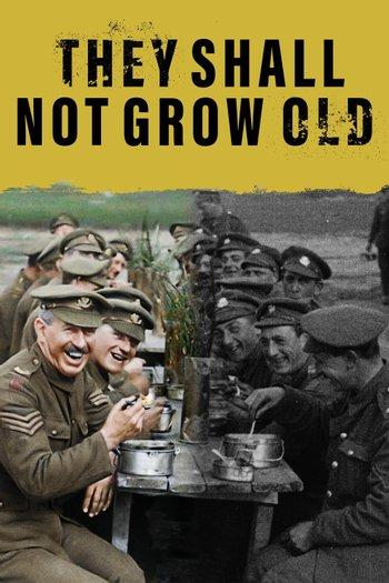 Poster zu They Shall Not Grow Old