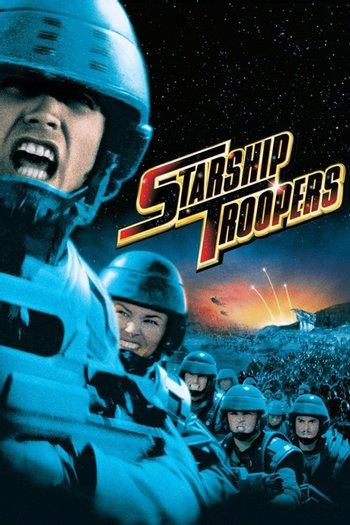 Poster zu Starship Troopers