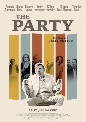 Poster zu The Party