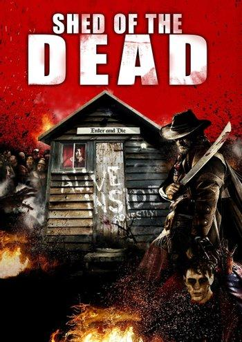 Poster zu Shed of the Dead