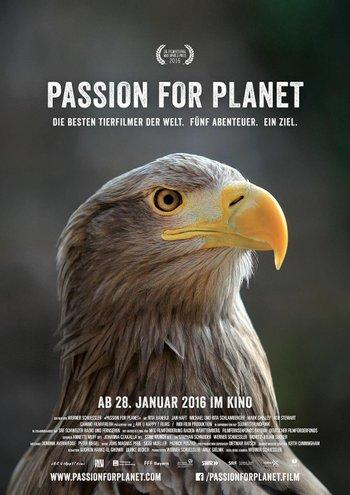 Poster zu Passion for Planet