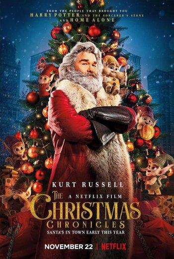 Poster zu The Christmas Chronicles
