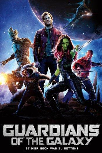 Poster zu Guardians of the Galaxy