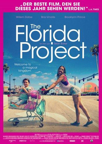 Poster zu The Florida Project