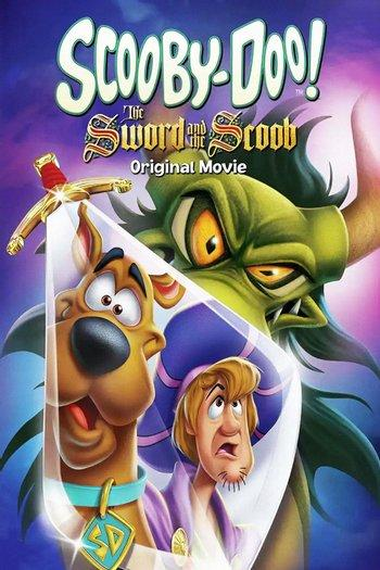 Poster zu Scooby-Doo! The Sword and the Scoob