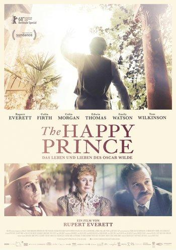 Poster zu The Happy Prince