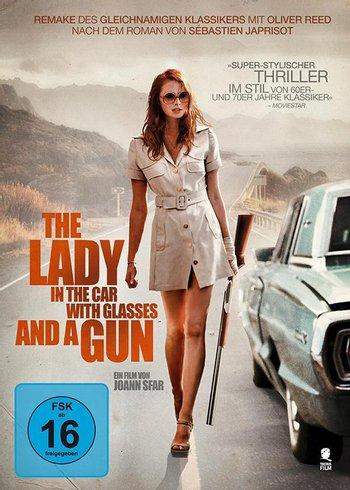 Poster zu The lady in the car with glasses and a gun