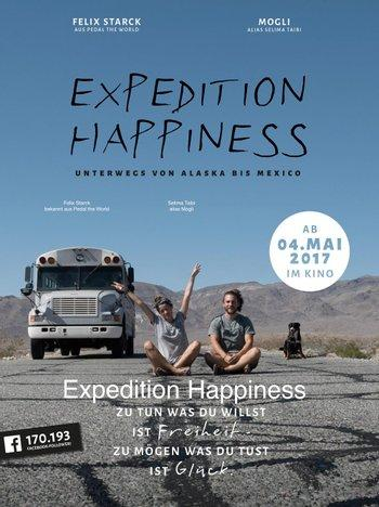 Poster zu Expedition Happiness