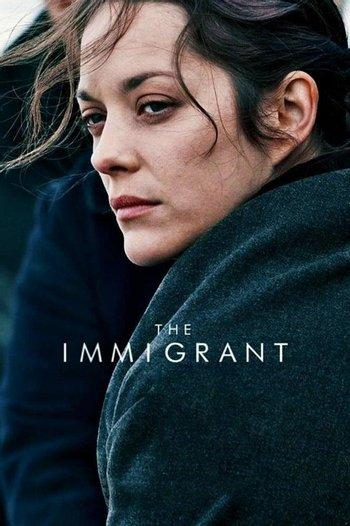 Poster zu The Immigrant