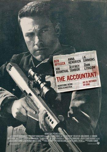 Poster zu The Accountant