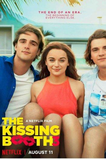 Poster zu The Kissing Booth 3