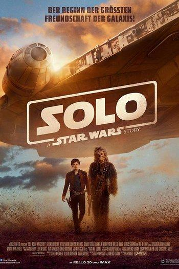 Poster zu Solo: A Star Wars Story